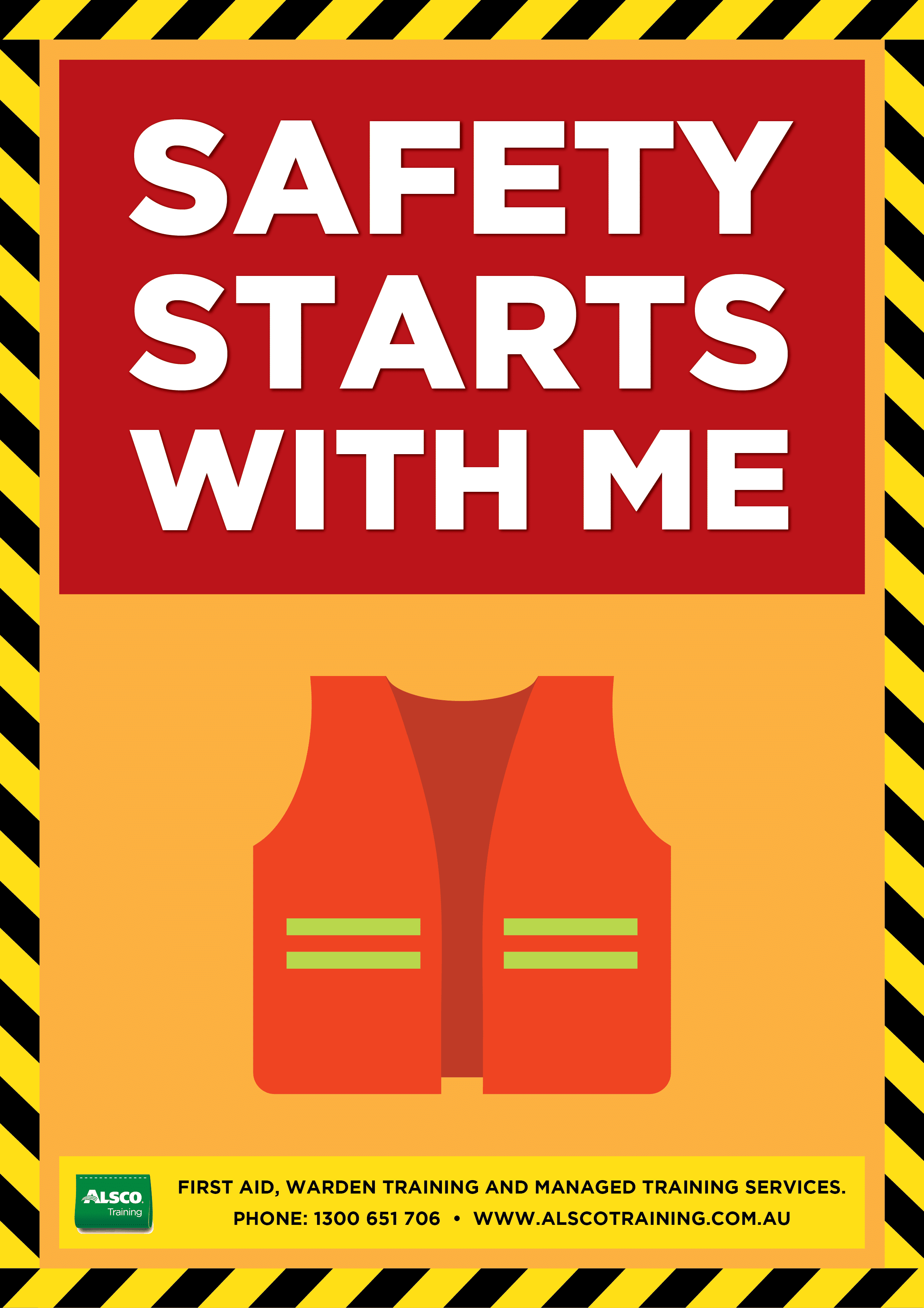 Workplace Safety Posters