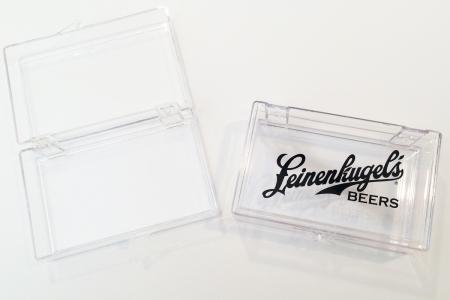 Printed card box