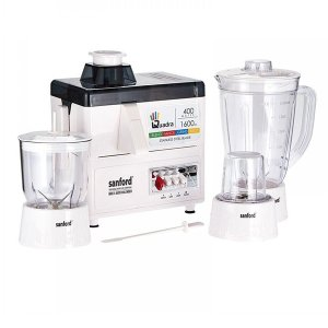 Sanford 400W 4 in 1 Multi Juicer Blender - 1.6 Litre SF5519JB BS