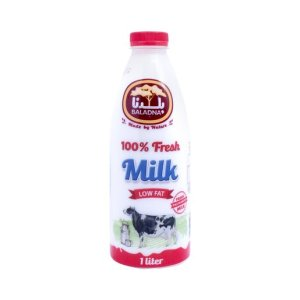 Baladna Fresh Low Fat Milk 1Ltr