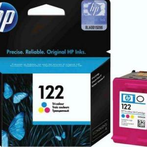 HP 122 Tri-Color Ink Cartridge