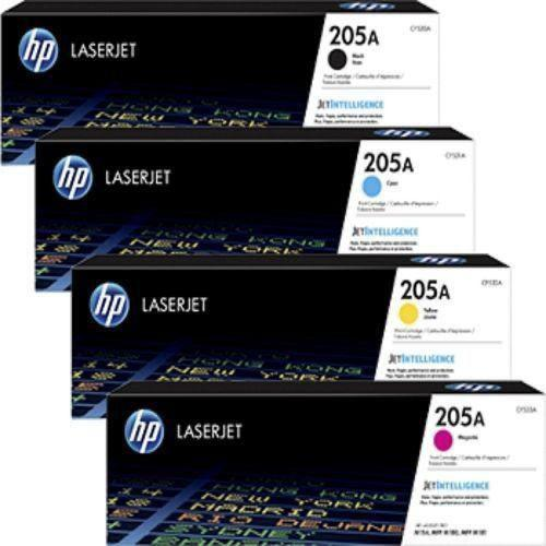 HP 205 A LaserJet Toner Cartridge Qatar