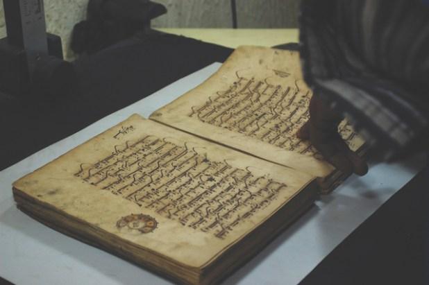 مخطوطات تمبكتو