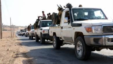 صورة فصائل درع الفرات تستعيد السيطرة على عدة قرى بمحيط بلدة اخترين