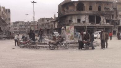 صورة ثمانون ألف مدني محاصر داخل أحياء الرقة التي يُعاد فيها سيناريو الموصل