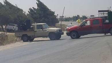 صورة خاص الشرقية24|| مواجهات جديدة بين ميليشيات النظام والميليشيات الإيرانية في مدينة البوكمال