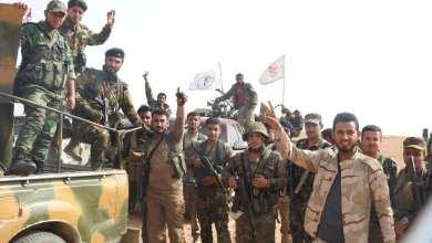 "Photo of داعش يستهدف رتلاً من ""الفرقة 17"" بجيش النظام في بادية الميادين"