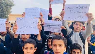Photo of ميليشيا قسد تطلق النار على مظاهرة طلابية بريف ديرالزور الشرقي