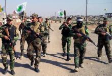 صورة مجزرة مروعة ترتكبها الميليشيات الإيرانية بحق مدنيين شرق الرقة
