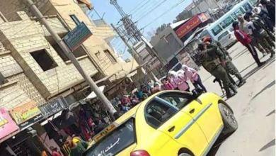صورة عناصر من الحرس الجمهوري تقتل مدنياً بمدينة ديرالزور