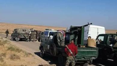 صورة مؤلفة من 18 عنصراً.. تفاصيل فقدان الإتصال بمجموعة جديدة لميلشيات الأسد في بادية الميادين.