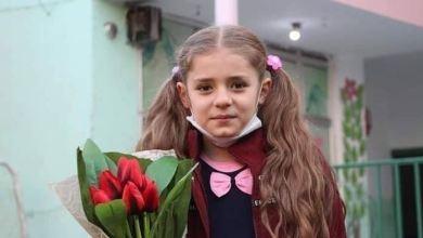 صورة من إدلب إلى العالم؛ الطفلة سارة كيالي تحصد المركز الأول عالمياً في الحساب الذهني