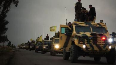 """صورة تحت مسمى """"حملة الثأر لهند وسعدة"""" ميليشيا قسد تواصل حملتها العسكرية جنوب الحسكة"""