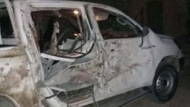 صورة محاولة اغتيال مسؤول أمن الحواجز بميليشيا قسد شمال ديرالزور