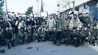 صورة خاص|| الميليشيات الإيرانية تُفاجئ عناصرها المحليين بقرار دمجهم مع قوات الأسد على الرغم من أنّ منهم مطلوبين أمنياً