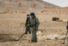 صورة روسيا تبدأ عمليات التنقيب عن الآثار بريف مدينة البوكمال