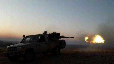 صورة تصعيد عسكري من قبل تنظيم داعش.. وميليشيات الأسد وإيران تفشل في اقتحام البادية السورية