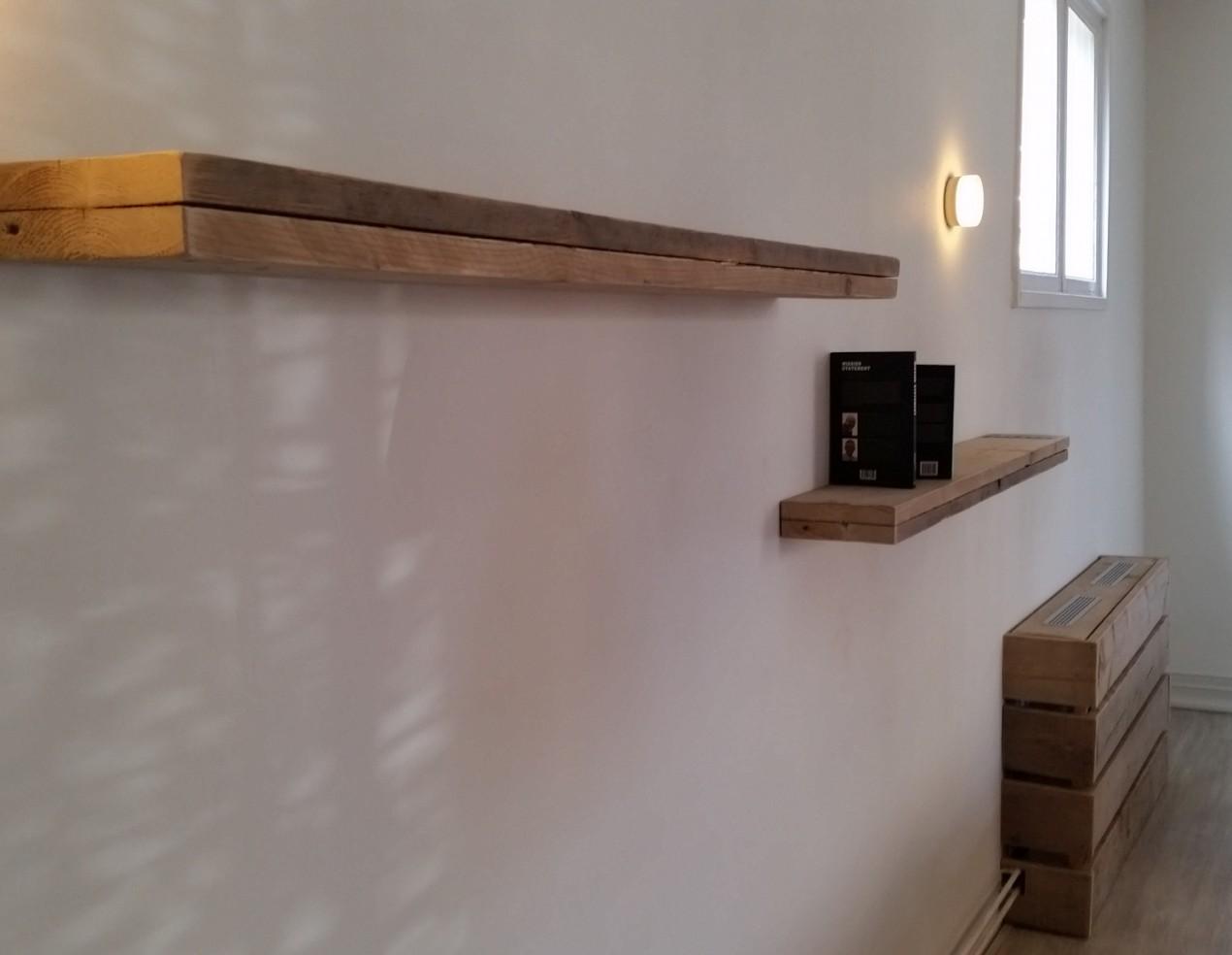 Handson Zwevende Wandplank.Ophangsysteem Planken Onzichtbaar Handson Zwevende Wandplank 38 Mm