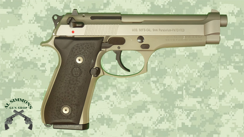 Walther P22 (13389R) – Al Simmons Gun Shop