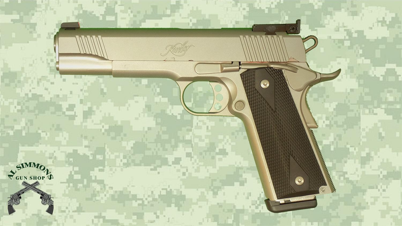Kimber 1911 Stainless Target II (987C)