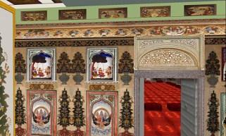 Frescoes Shekhawati1