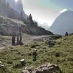 Gründe fürs Wandern – des Rätsels Lösung