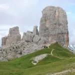 Dolomiten-Höhenweg Nr. 1 – Tag 4: Fünf Türme und ein Eichhörnchen