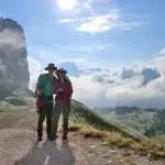 Dolomiten-Höhenweg Nr. 1 – Tag 5: Salve, Monte Pelmo!