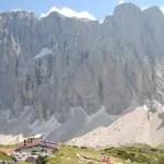 Dolomiten-Höhenweg Nr. 1 – Tag 6: Lustwandeln im Angesicht der Civetta