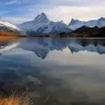Bachalpsee oder: Spieglein, Spieglein an der Wand, wer ist der schönste See im ganzen Land?