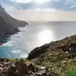 La Gomera: Miniwanderung von Strand zu Strand