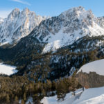 Snowshoeing in the Catalan Pyrenees: Day 2 from Refugi JM Blanc to Refugi d'Amitges