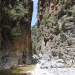 Durch die Samaria-Schlucht – die Paradewanderung auf Kreta