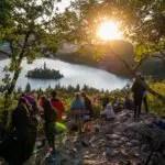 Der Bleder See: die schönsten Aussichtspunkte und Fotospots