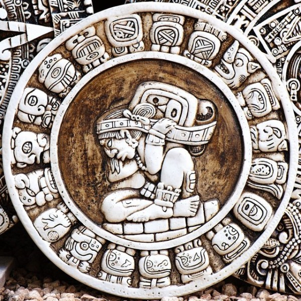 Mayans located their cities according to constellations