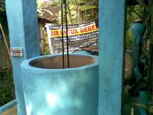 Tiga Sumur di Kabupaten Grobogan Jawa Tengah Untuk Bentengi Aqidah Umat