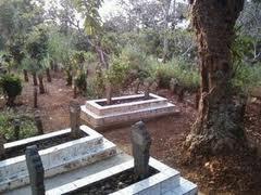 Larangan Duduk Di atas Kuburan
