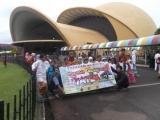Al-Sofwa Ajak Anak-anak Yatim Berwisata Belajar di TMII