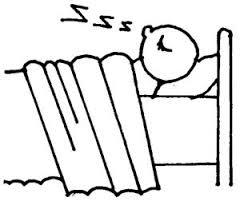 Larangan Tidur Sebelum Shalat Isya'