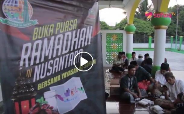 Al-Sofwa Sajikan 1.000 Porsi Makanan Berbuka Puasa di Donggala