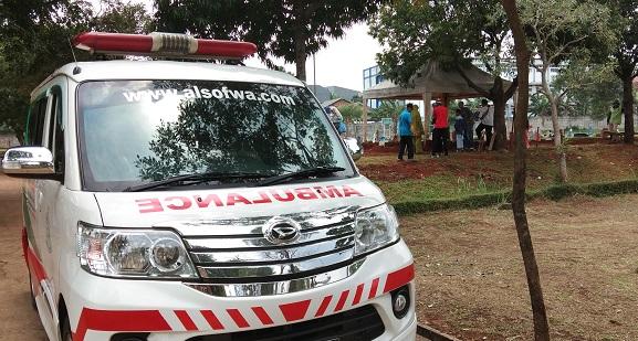 Laporan Pemanfataan Ambulans Al-Sofwa Tahun 2019