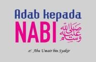 Adab Kepada Nabi Muhammad Shallallahu 'Alaihi Wasallam