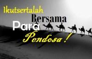 Ikutsertalah Bersama Para Pendosa !