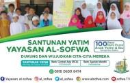 100 Paket Buka Puasa Anak Yatim & Ibu