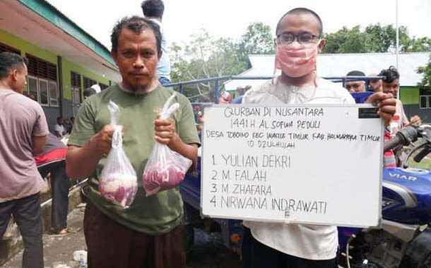 Berqurban di Batas Negeri dari Pulau Aceh hingga Merauke