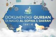 Dokumentasi Qurban di Masjid Al-Sofwa dan Daerah 1441 H
