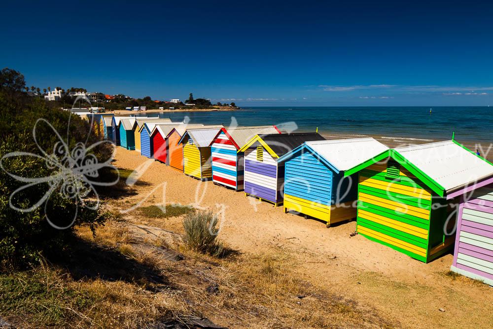 Brighton Beach Melbourne   ALS Photography
