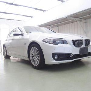 BMW 523i Luxury 2014 50,000 Kms