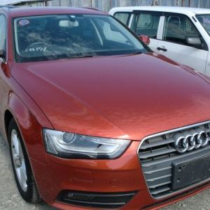 Audi A4 2.0T – Avant 2014 93,000 Kms