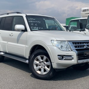 Mitsubishi Pajero Did (Diesel) 2014 90,000 Kms